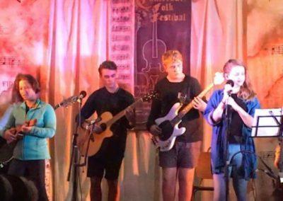 Youth band danielle B 17