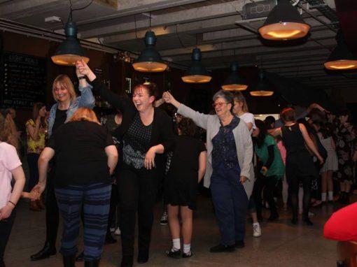 Irish Dancing Workshop