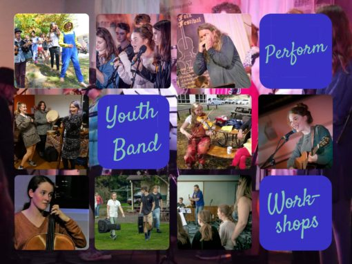 Youth Band Workshops: The Sound of the Next Folk Generation