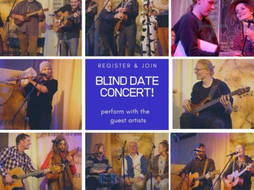 Blind Date Concert