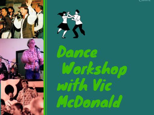 Dance Workshop with Vic McDonald