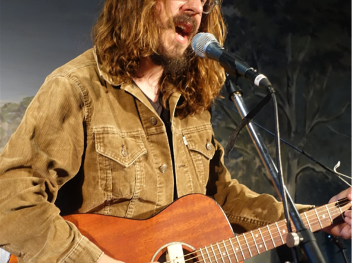 Focusing Your Songwriting on Your Performance Strengths with Julian Weisser (American West)